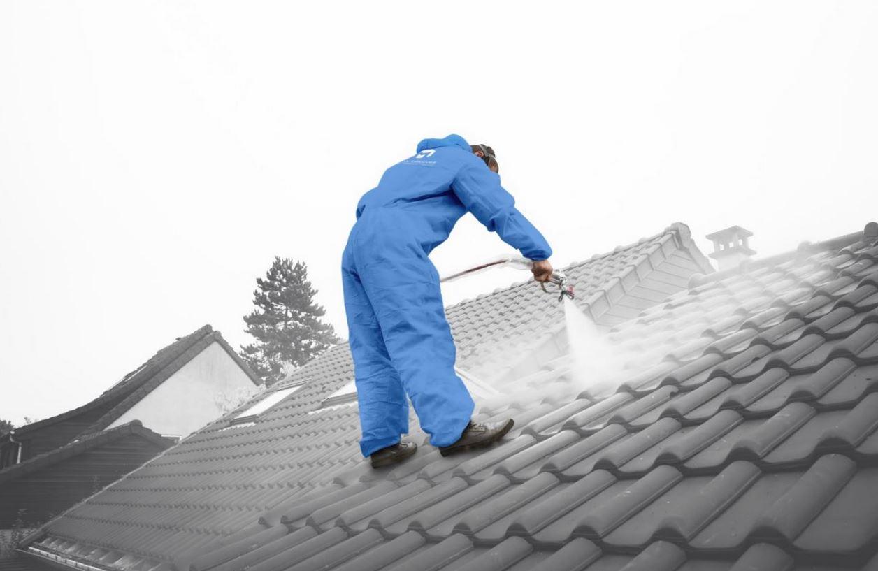 Le traitement hydrofuge des toitures